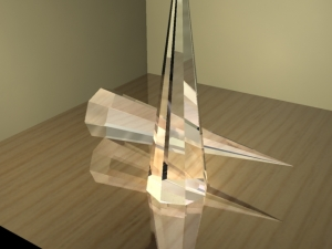 cone kristal