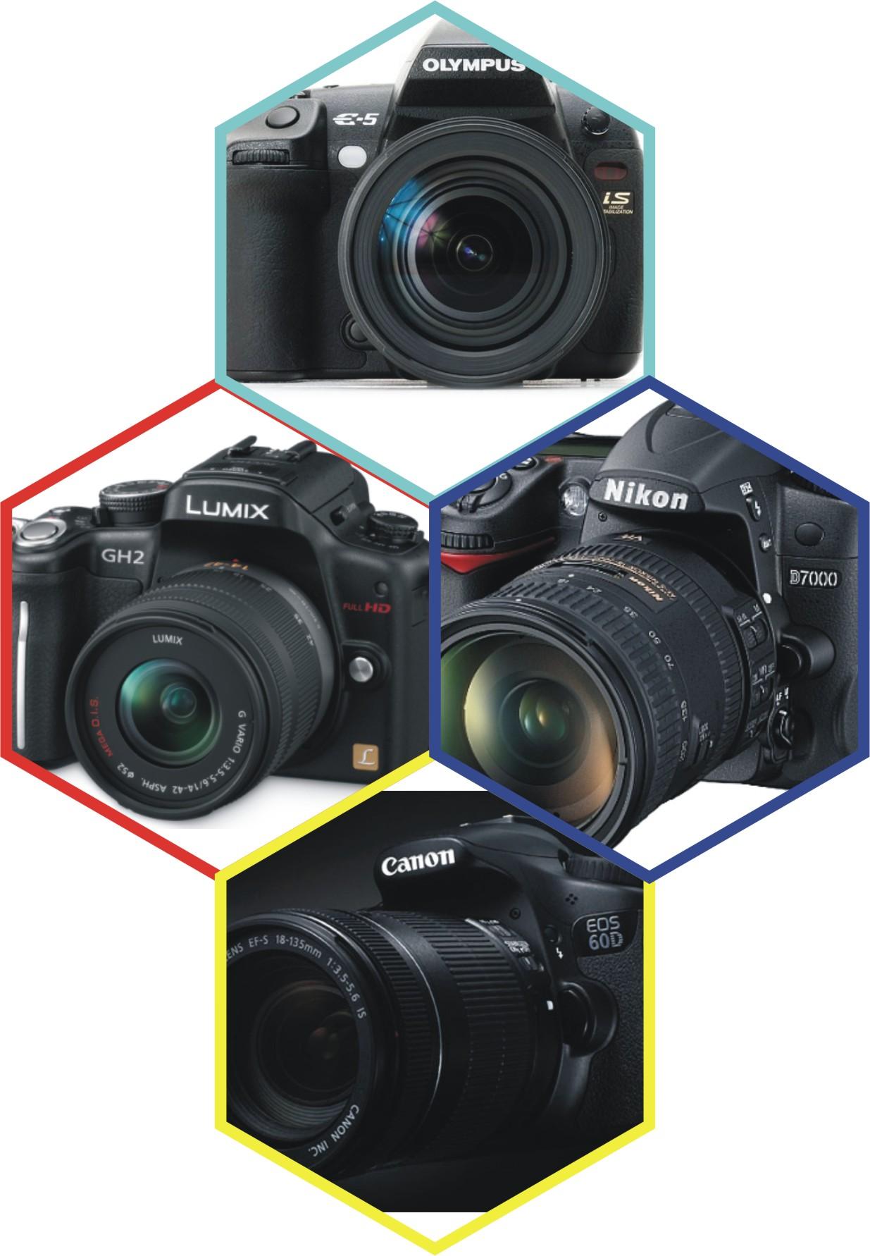 Seputar Kamera Digital SLR (DSLR)