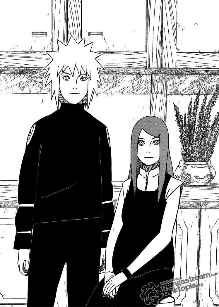Cinta Keluarga Kisah Paling Mengharukan Dalam Naruto Shippuden